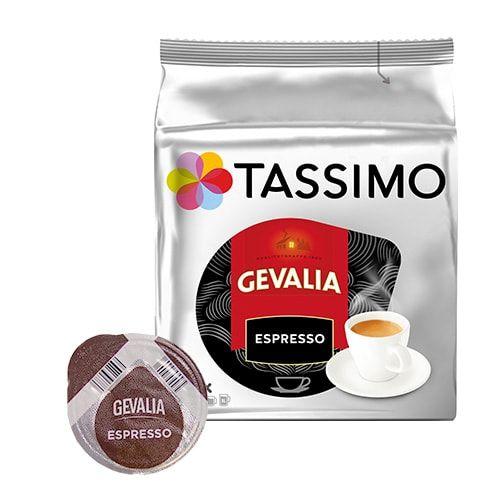 tassimo espresso kapslar