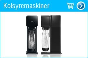 Sodastream soda kolsyremaskin
